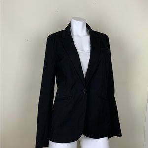 Women's Mossimo black suit jacket size Med